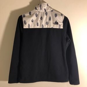 The North Face Jackets & Coats - North Face Half Zip Fleece Jacket